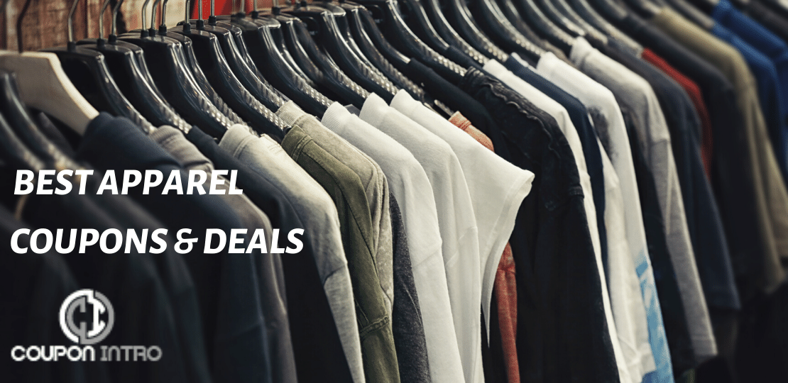 apparel coupon and deals