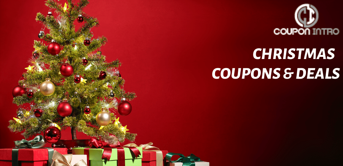 christmas coupon and deals