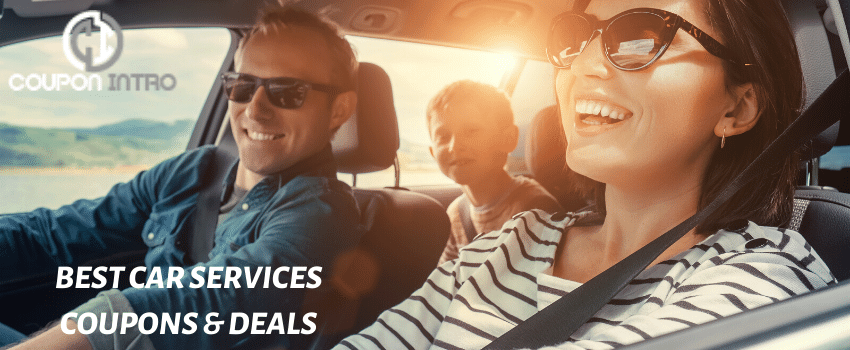 best car service coupon and deal