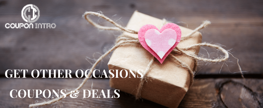 other occasion coupon and deals